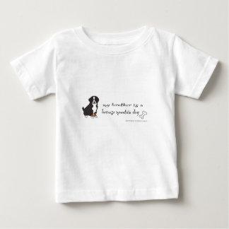 bernese berghond baby t shirts