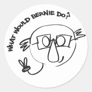 Bernie Anna Final Ronde Sticker