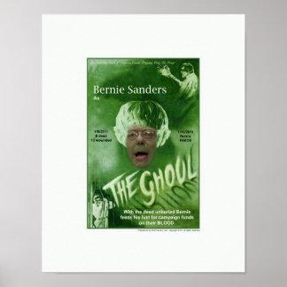 Bernie het Poster van de Lijkenetende geest