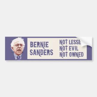 Bernie - niet minste bumpersticker