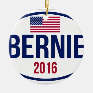 Bernie Sanders 2016 Rond Keramisch Ornament