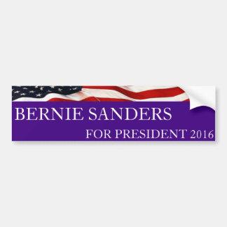 Bernie Sanders voor President 2016 Bumpersticker