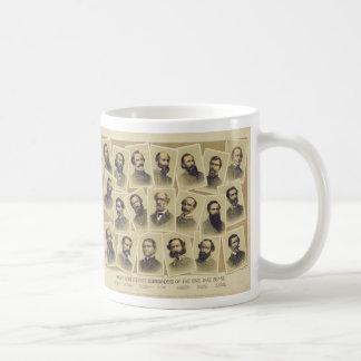Beroemde Verbonden Bevelhebbers van de Koffiemok