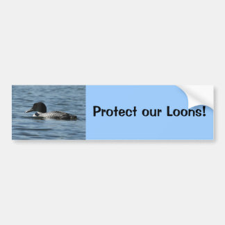 Bescherm onze Sticker van de Bumper van Duikers