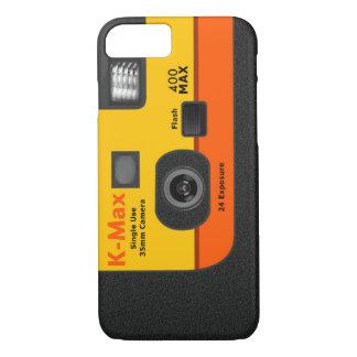 Beschikbare Camera - I6 Sinaasappel iPhone 8/7 Hoesje