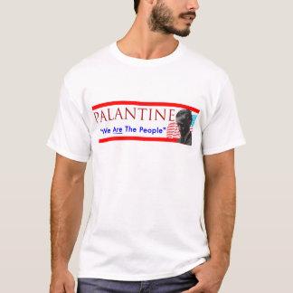 Besluit 2012 Stem Palantine voor President T Shirt