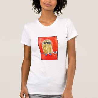 """""""Besnoeiing het uit"""" overhemd T Shirt"""