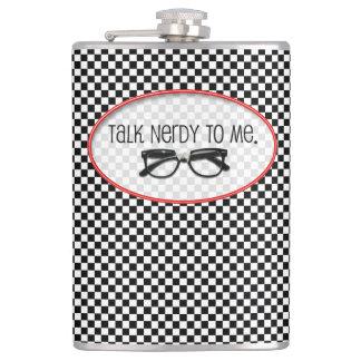 Bespreking Nerdy aan me voor de Liefde van Geeks & Heupfles