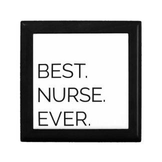 Best. Verpleegster. Ooit Decoratiedoosje