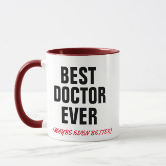 beste artsen ooit nog beter medische grappige mok