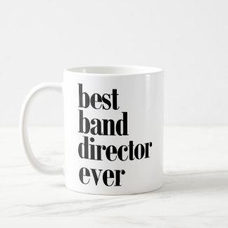 Beste Band Directeur Ever Mug! Koffiemok