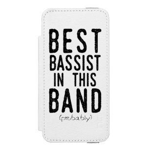 Beste Bassist (waarschijnlijk) (blk)