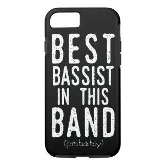Beste Bassist (waarschijnlijk) (wht) iPhone 8/7 Hoesje