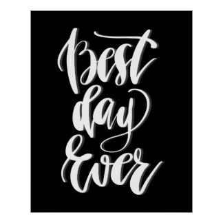 Beste Dag ooit Poster