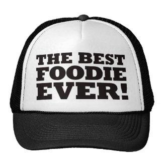 Beste Foodie ooit Mesh Petten