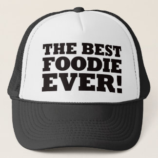 Beste Foodie ooit Trucker Pet