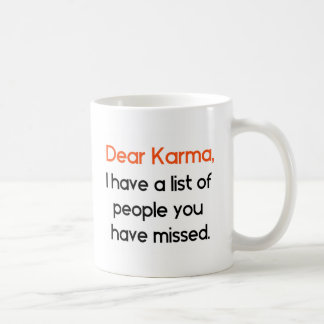 Beste Grappige Karma Koffiemok