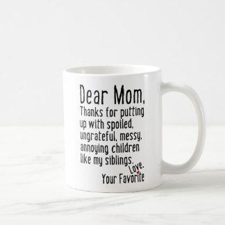 Beste Mamma [Siblings Versie] Koffiemok