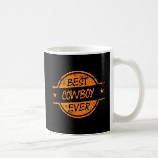 Beste ooit Oranje Cowboy Koffiemok