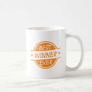 Beste ooit Oranje Winnaar Koffiemok