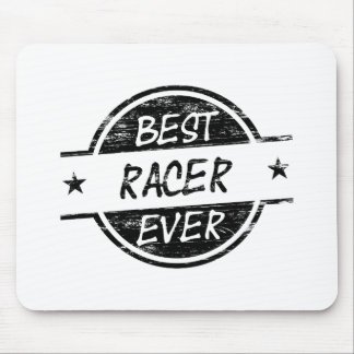 Beste ooit Zwarte Raceauto Muismat