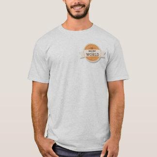 Beste papa in de T-shirt van de Dag van