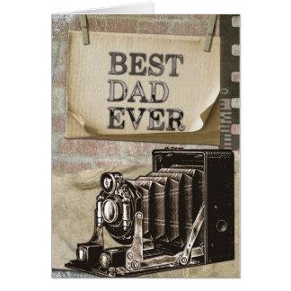 Beste Papa ooit Briefkaarten 0