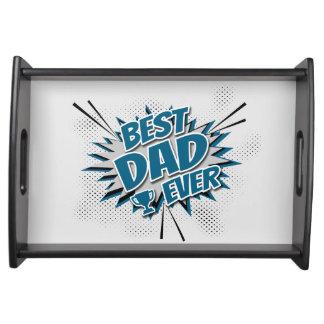 Beste Papa ooit Dienblad