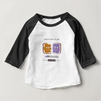 Beste Pb & J van Vrienden Baby T Shirts