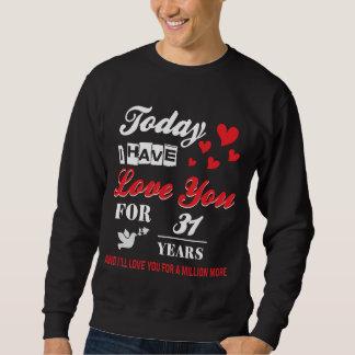 Beste T-shirt voor 31ste Verjaardag