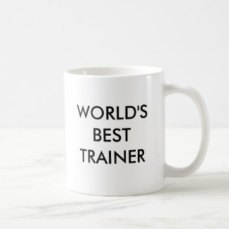 Beste Trainer Koffiemok
