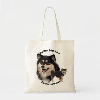Beste Vriend Finse Lapphund Draagtas