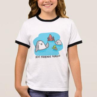 Beste vrienden voor altijd! t shirts