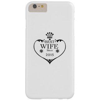 Beste Vrouw sinds giften van de het Barely There iPhone 6 Plus Hoesje