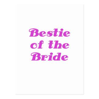 Bestie van de Bruid Briefkaart