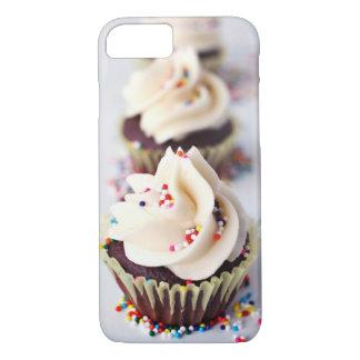 Bestrooi Cupcakes iPhone 8/7 Hoesje