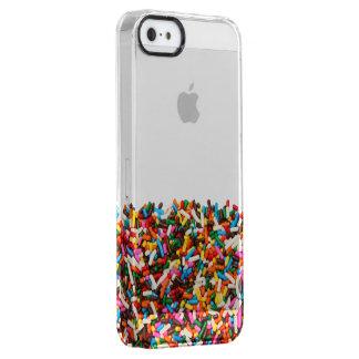 Bestrooit iPhone5/5S Duidelijk Geval Doorzichtig iPhone SE/5/5s Hoesje
