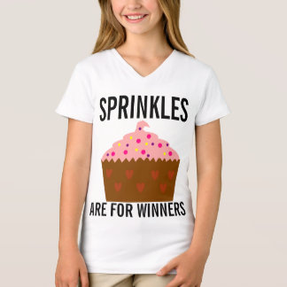 Bestrooit zijn voor winnaars, de t-shirts van