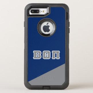 Bèta Theta Pi | Griekse Brieven OtterBox Defender iPhone 8 Plus / 7 Plus Hoesje