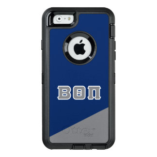 Bèta Theta Pi | Griekse Brieven OtterBox Defender iPhone Hoesje