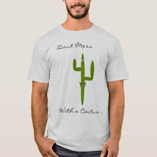 Beteken Cactus T Shirt