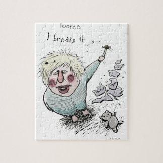 Betekent Brexit Onderbrekingen het? Puzzel