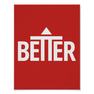 Beter Poster