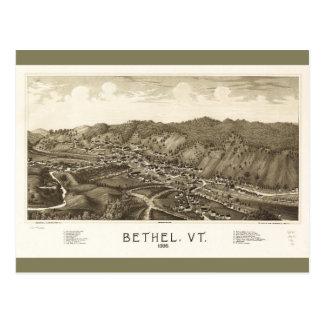 Bethel Vermont 1886 Briefkaart