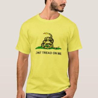 Betreed niet op me t shirt
