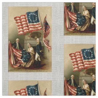 Betsy Ross Flag Stof