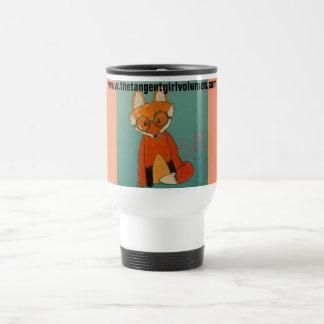Betty Fox Mug (extra beschikbare stijlen & Reisbeker