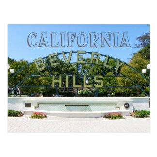 Beverly Hills Postcard! Briefkaart