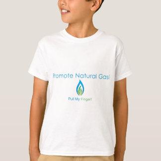 Bevorder Aardgas T Shirt
