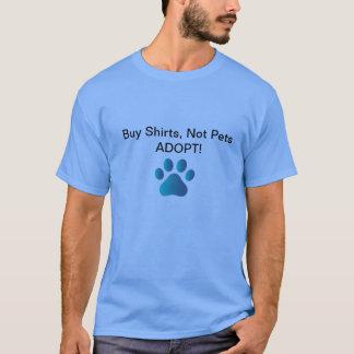 Bevorder Dierlijke Goedkeuring T Shirt